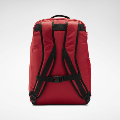 Training Red Active Enhanced Backpack Large