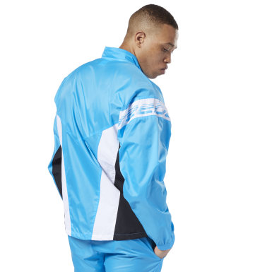 Bluza Classics Advance Track Jacket Turkusowy