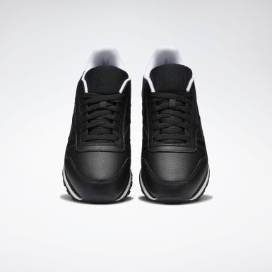 Men Classics Black Classic Leather Men's Shoes