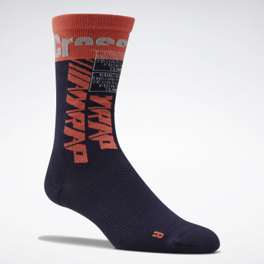 CrossFit® Printed Crew Socks
