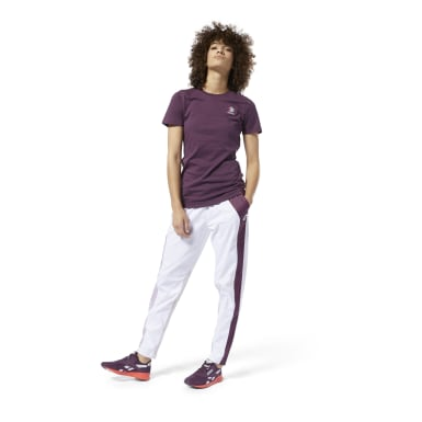 Women Classics White Classics Advanced Joggers
