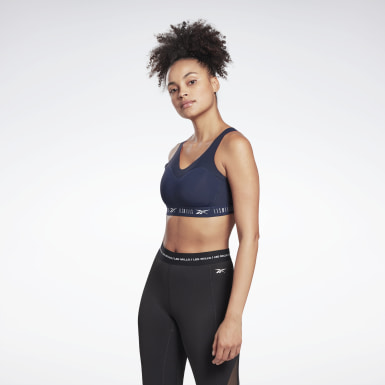 Women Studio Blue LES MILLS® PureMove+ Bra Motion Sense ™
