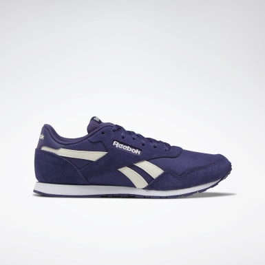 Women Classics Purple Reebok Royal Ultra SL Shoes