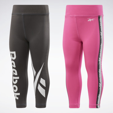 LIT 2PK VECTOR/TAPE LEGGINGS