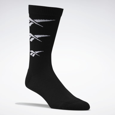 Classics Black Classics Repeat Vector Socks