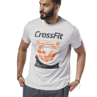 Спортивная футболка Reebok CrossFit® Prescription