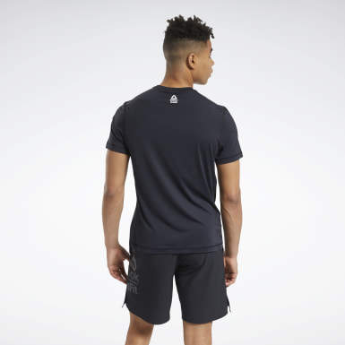Heren Crosstraining Zwart RC ACTIVCHILL Tee