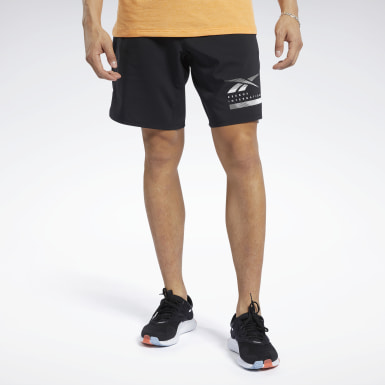 Men Training Black Epic Lightweight Shorts