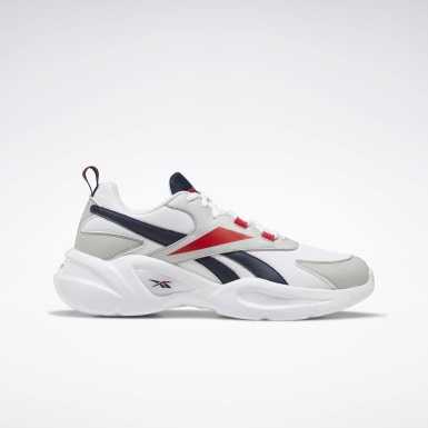 Classics White Reebok Royal EC Ride 4 Shoes