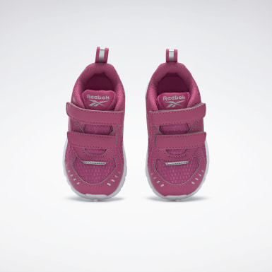 Kids Classics Pink Reebok XT Sprinter Shoes