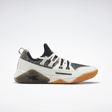 Men Training White Reebok JJ III Shoes