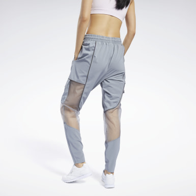 Women Classics Grey Wonder Woman Tracksuit Bottoms