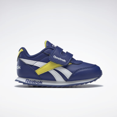 Kids Classics Blue Reebok Royal Classic Jogger 2.0 Shoes