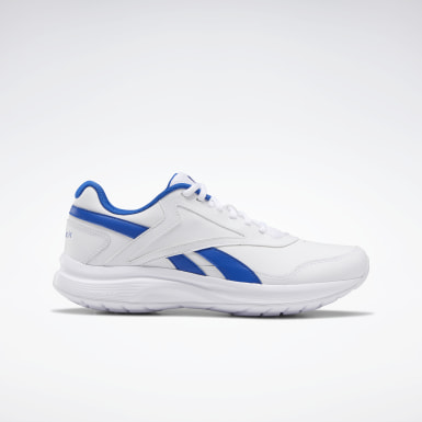 Men Walking White Walk Ultra 7 DMX MAX Men's Shoes