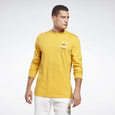 Classics Classics Hotel Long-Sleeve Shirt Gold
