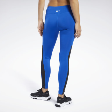 Women Training Workout Ready Mesh Tights