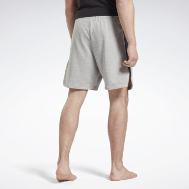 Heren Fitness & Training Grijs Combat Boksshort