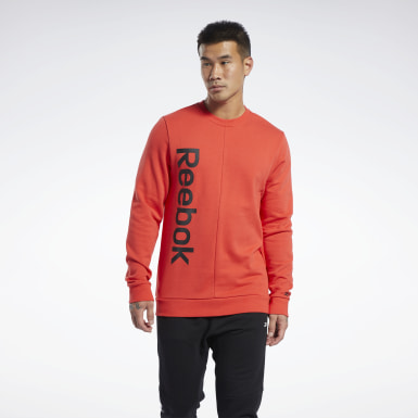 Training Essentials Linear Logo Sweatshirt