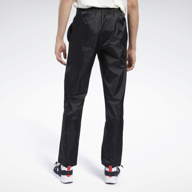 Men Classics Black Classics Track Pants