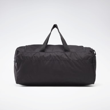 Outdoor Svart Active Core Grip Duffel Bag Medium