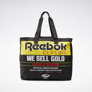 Classics Black Classics We Sell Gold Tote Bag
