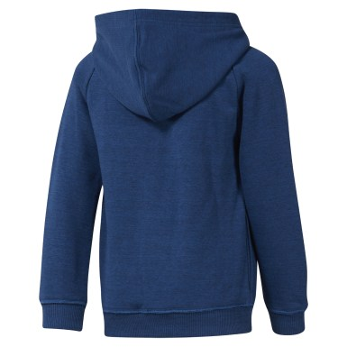Boys Training Blue Boys Elements Marble Over The Head Hoodie