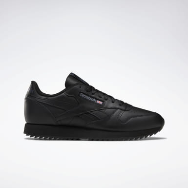 Reebok Classic Leather Noir Hommes | Site Officiel Reebok