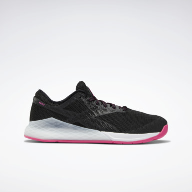 Women Fitness & Training Black Reebok Nano 9 Women's Training Shoes