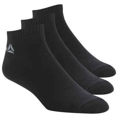 Active Core No Show Socks Three Pack