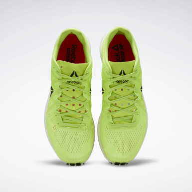Running Green Reebok Floatride Run Fast Pro