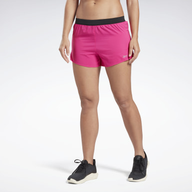 Women Terrengløping Run Essentials 3-Inch Shorts