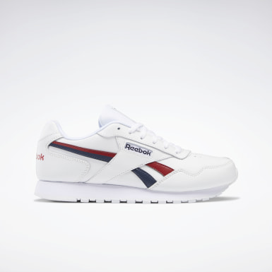 Women Classics White Reebok Classic Harman Run Shoes