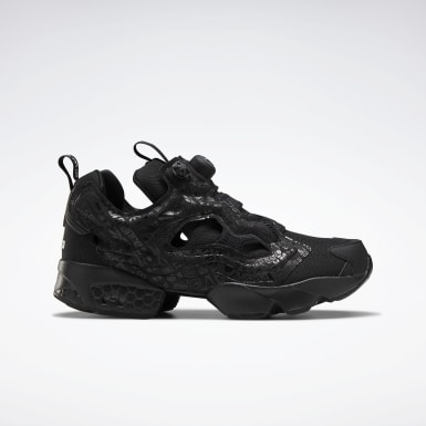Classics Black BlackEyePatch Instapump Fury OG Shoes