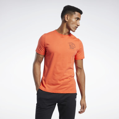 Men Fitness & Training Graphic Series Panda Crew Tee