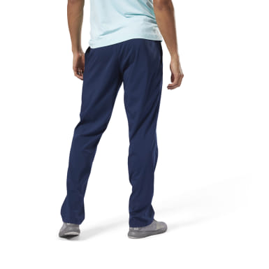 Men Training Blue Training Essentials Woven Pant