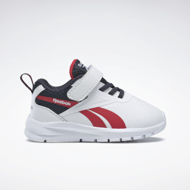 Kids City Outdoor White Reebok Rush Runner 3 Shoes