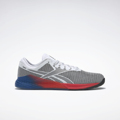 Men Fitness & Training White Reebok Nano 9 Men's Training Shoes