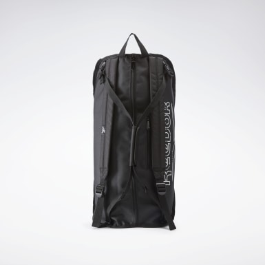 Fitness & Training Style Foundation Cylinder Bag Schwarz