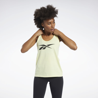 Musculosa Training Essentials Graphic Mujer Fitness & Training