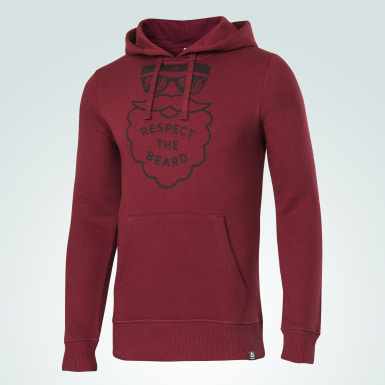 GS QQR Beard Hoody