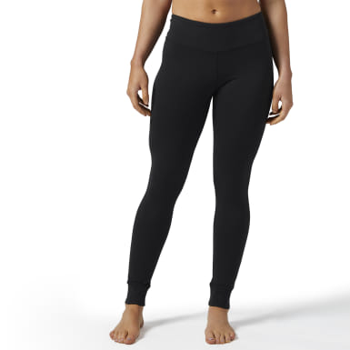 Women Training Black Lux Legging