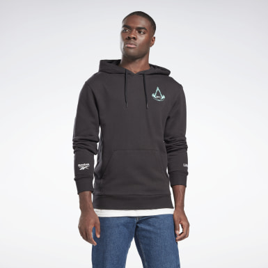 Felpa con cappuccio Assassin's Creed Nero Classics