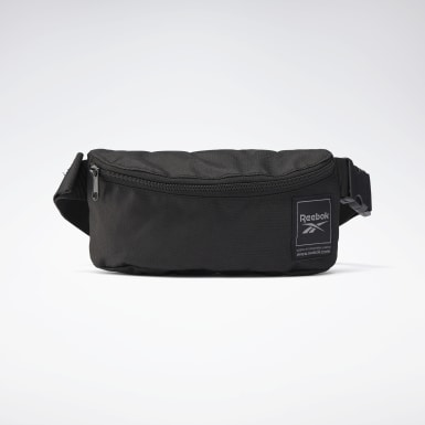 Fitness & Training Black Workout Ready Waist Bag