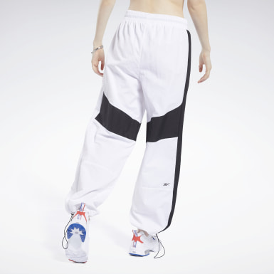 Women Training White Meet You There Pants