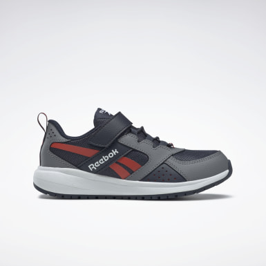 Jungen Running Reebok Road Supreme 2 Alt Shoes Grau