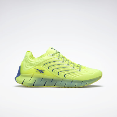 Lifestyle Yellow Chromat Zig Kinetica Shoes