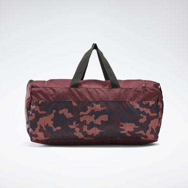 Training Burgundy Active Core Grip Duffel Bag Medium