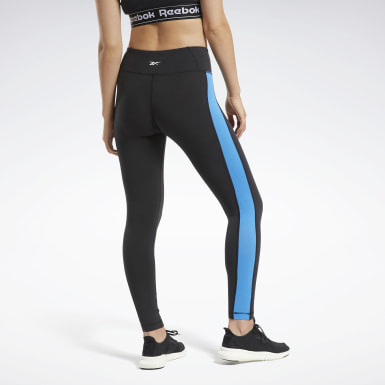 Mallas Training Essentials Linear Logo Negro Mujer Fitness & Training