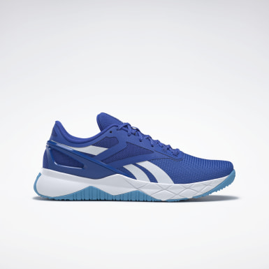 Men Training Blue Nanoflex TR Shoes