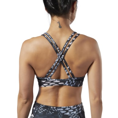 Stanik Hero Strappy Medium-Impact Padded